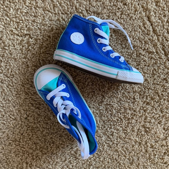 Toddler Converse All Star High Tops (Unisex)